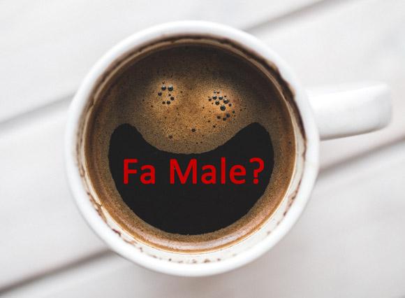 caffè fa male