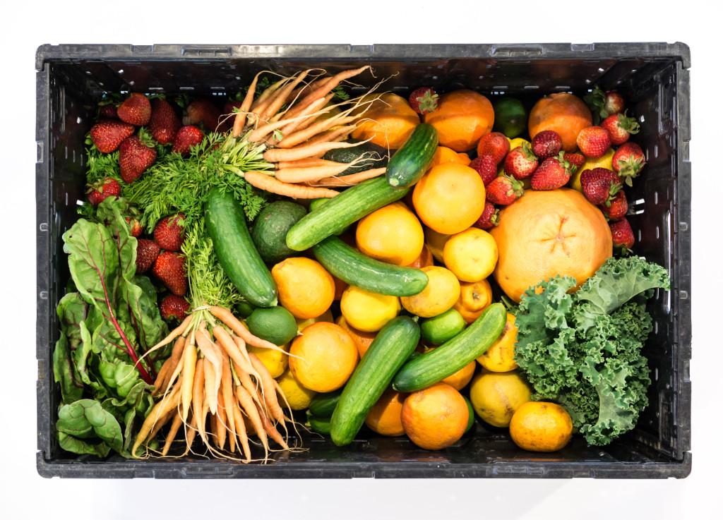 crudismo frutta verdura