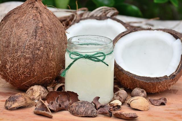 olio di cocco salutare