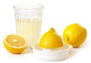 succo limone test