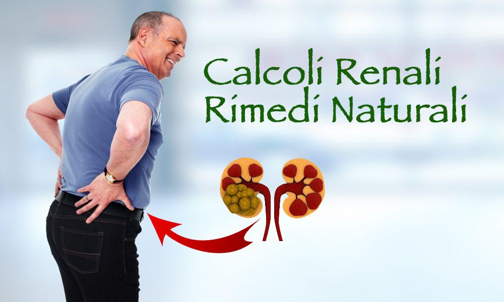 calcoli renali dieta rimedi naturali