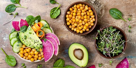 dieta vegan dolori mestruali
