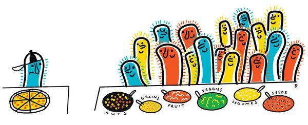 microbioma prebiotici